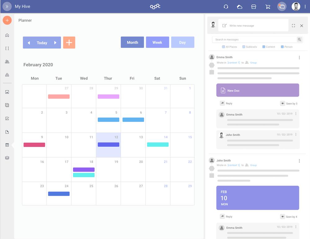 Organizza le tue attività nel planner