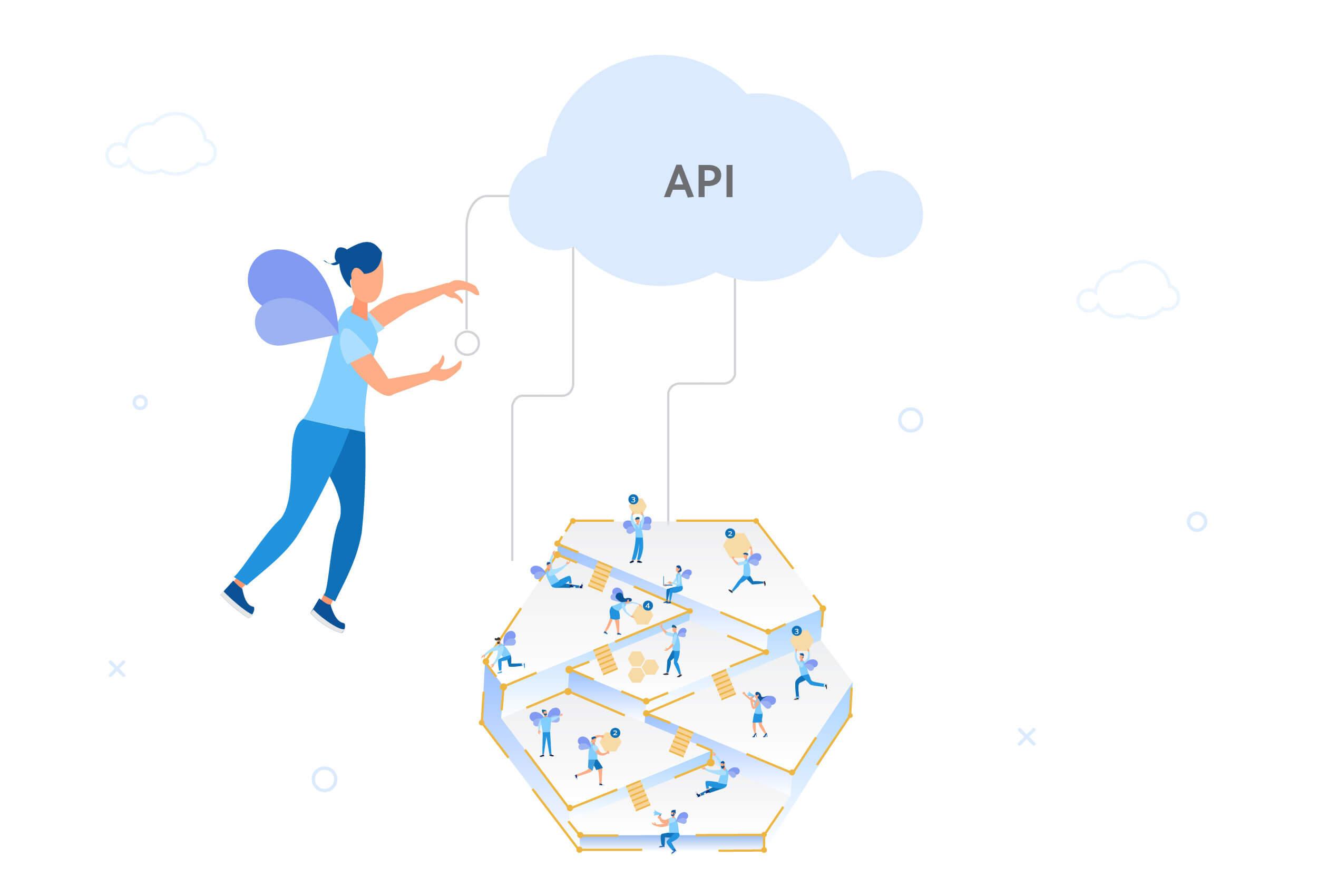 Creare nuove applicazioni che evolvano il tuo alveare digitale